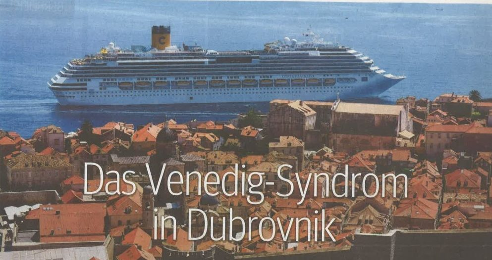 Das Venedig-Syndrom in Dubrovnik